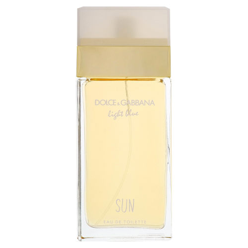 Tester Parfum Dama Dolce Gabbana Light Blue Sun 100 ml